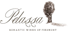 pelassa italian wine logo