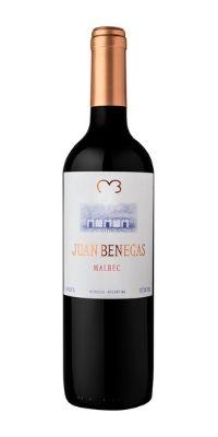 benegas family juan benegas bottle
