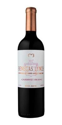benegas cabernet franc bottle