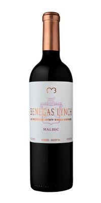benegas lynch malbec bottle