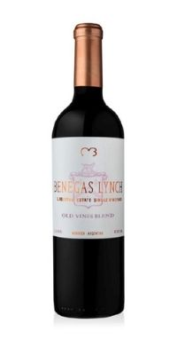 bodega benegas old vines blend bottle