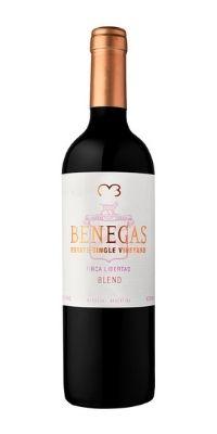 benegas blend bottle