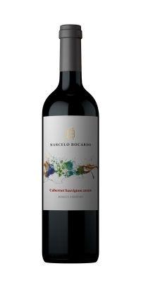marcelo bocardo varietal cabernet sauvignon bottle
