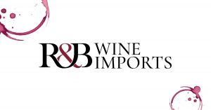 r&b wine imports branding
